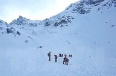 Lở tuyết tại Áo khiến 3 du khách Đức thiệt mạng, 1 người mất tích