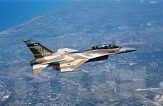 Máy bay chiến đấu Israel không kích Hamas và nhóm vũ trang ở Gaza