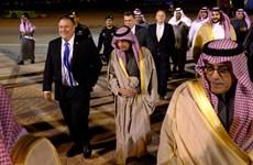 Ngoại trưởng Mỹ hủy chuyến thăm Kuwait vì phải trở về nước