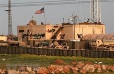 Quan chức phe nổi dậy: Ít khả năng Mỹ bỏ căn cứ quân sự ở Bắc Syria