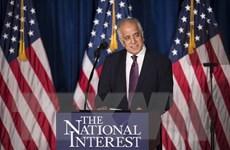 Phái viên Mỹ tới Pakistan thảo luận về hòa bình Afghanistan
