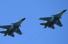 Nga tìm thấy phi công thứ hai trong vụ máy bay Su-34 đâm nhau