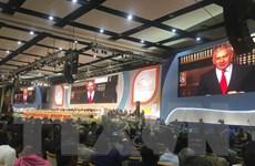 5 nguyên thủ quốc gia dự hội nghị thượng đỉnh kinh doanh toàn cầu