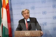 Tổng thư ký Liên hợp quốc: Giữ lại Hiệp ước INF là việc rất quan trọng