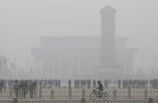 Trung Quốc phạt các thành phố không đạt mục tiêu chất lượng không khí