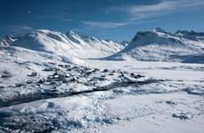 Đảo Greenland mất một lượng băng lớn trong 2 thập niên qua