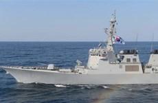 Hàn Quốc công bố bằng chứng máy bay Nhật Bản bay sát tàu chiến