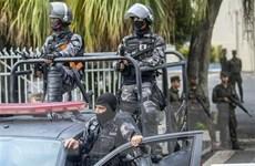 Brazil: Cảnh sát đấu súng nhóm cướp, ít nhất 6 người thiệt mạng