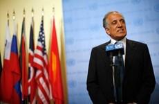 Mỹ hoan nghênh những tiến triển tích cực trong đàm phán với Taliban