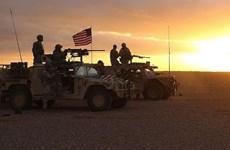 Truyền thông: Mỹ cân nhắc khả năng duy trì một số lực lượng ở Syria