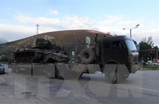 Damascus cáo buộc Thổ Nhĩ Kỳ dùng quân đội chiếm đóng lãnh thổ Syria