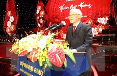 Tổng Bí thư, Chủ tịch nước: Thu hút kiều bào để phát triển đất nước