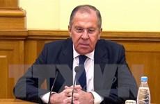 Ngoại trưởng Nga có thể sắp thăm Nhật Bản bàn về hiệp đình hòa bình
