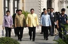 Nhiều bộ trưởng Thái Lan từ chức để tập trung vận động tranh cử