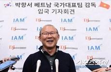 HLV Park Hang-seo chia sẻ 'gây sốc' khi trở lại Hàn Quốc nghỉ Tết