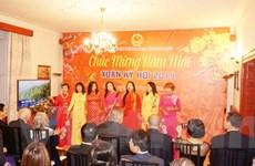 Đậm đà không khí Tết cổ truyền Việt Nam tại Cộng hòa Séc