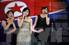 Nhà lãnh đạo Triều Tiên tuyên dương đoàn nghệ thuật lưu diễn trở về