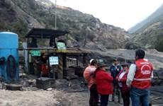 Peru: Sập hầm do mưa lớn, nhiều thợ mỏ bị mắc kẹt ở độ sâu 800m