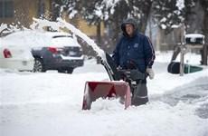 Sau đợt giá rét kỷ lục, người dân Mỹ lại lo lũ lụt do băng tan
