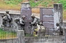 Hàn Quốc-Mỹ sắp ký thỏa thuận chia sẻ chi phí quốc phòng tạm thời