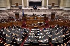 Quốc hội Hy Lạp thông qua yêu cầu gia nhập NATO của Macedonia