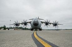 Hàn Quốc sẽ đàm phán về trao đổi máy bay quân sự với Tây Ban Nha