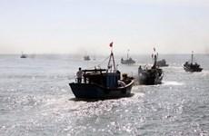 Quảng Nam: Hàng trăm tổ đội tàu thuyền ra quân đánh bắt thủy sản