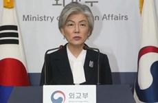Ngoại trưởng Hàn Quốc tìm kiếm đối thoại với người đồng cấp Mỹ