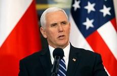 Phó Tổng thống Mỹ tán dương hành động của Ba Lan đối với Huawei