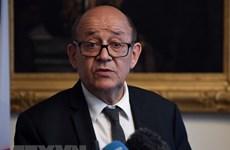 Chính phủ Pháp và Iran khôi phục hoạt động trao đổi các đại sứ