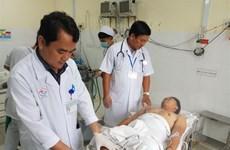Khánh Hòa tích cực điều trị nạn nhân vụ xe khách đâm vào nhà dân