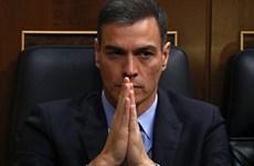 Thủ tướng Tây Ban Nha kêu gọi giải tán Quốc hội để bầu cử sớm