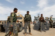Mỹ cam kết tiếp tục chống lại IS sau khi rút quân khỏi Syria