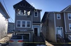 Cháy lớn ở Canada, 7 trẻ em trong một gia đình tị nạn Syria thiệt mạng