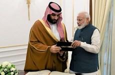 Saudi Arabia tìm cơ hội đầu tư 100 tỷ USD tại Ấn Độ trong 2 năm tới