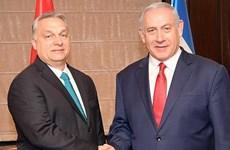 Hungary và Slovakia sẽ mở văn phòng ngoại giao tại Jerusalem