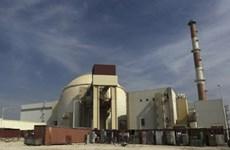 Iran sẽ tạm ngừng hoạt động nhà máy điện hạt nhân Bushehr