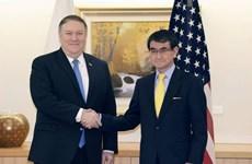Mỹ và Nhật Bản thống nhất quan điểm trong vấn đề Triều Tiên