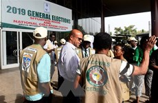 Nigeria xác nhận kế hoạch tổ chức bầu cử tổng thống, quốc hội