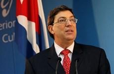 Cuba cáo buộc Mỹ áp đặt tuyên bố của Nhóm Lima nhằm chống Venezuela