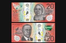 Australia công bố mẫu tiền 20 AUD mới với nhiều thay đổi lớn