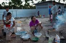 LHQ: Hơn 3 triệu người tị nạn Venezuela cần cứu trợ nhân đạo