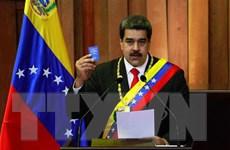 Đức ủng hộ trừng phạt nhằm vào Tổng thống Venezuela Maduro