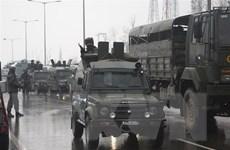 Chính phủ Ấn Độ xác nhận không kích vào trại khủng bố ở Pakistan
