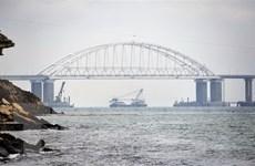 Nga: Ukraine có thể lên kế hoạch khiêu khích ở eo biển Kerch