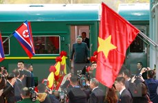 [Video] Dân Triều Tiên tự hào về chuyến công du của ông Kim Jong-un