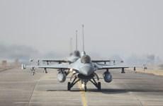 Máy bay chiến đấu Hàn Quốc rơi trên Hoàng Hải khi làm nhiệm vụ