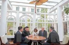 Thượng đỉnh Mỹ-Triều: Mỹ và Hàn Quốc thảo luận về kết quả hội nghị