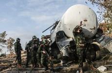 Tổ chức thánh chiến sát hại hàng chục binh sỹ Chính phủ Syria