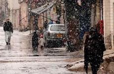 Pakistan: Mưa và tuyết lớn ập xuống, ít nhất 6 người thiệt mạng